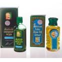 Zlata zbirka olja iz oreščkov sibirske cedre obogateno z 10% terpentinom/smola