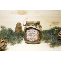 Ivan čaj iz sibirske cedre- z luskami storžev cedre