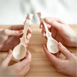 Paket lesenih Cedrinih rokodelskih izdelkov