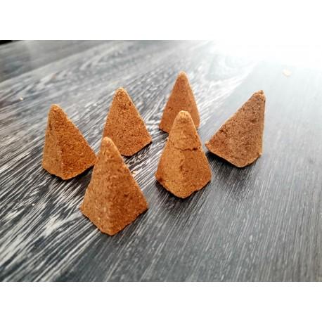 PALO SANTO stožec - piramida 6 kos
